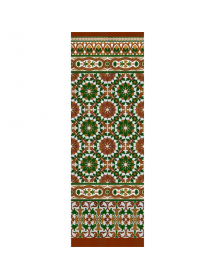 Mosaico Relieve MZ-M052-01