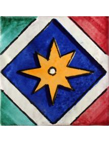 Azulejo 02AS-ESTELAESTRELLA13AZ