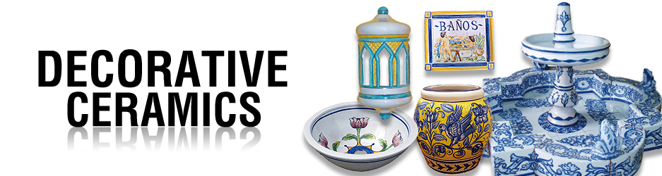 Decorative Ceramics