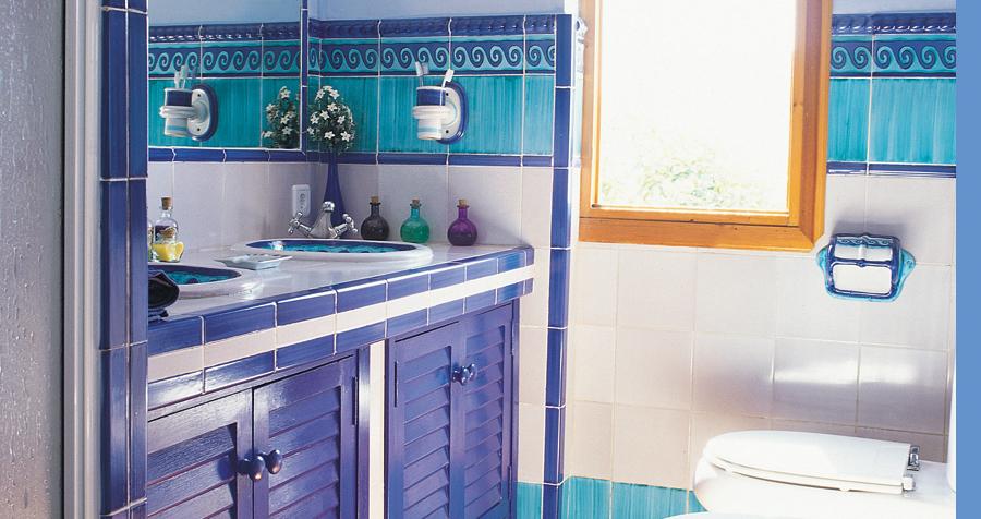 Consejos azulejos pintados a mano for Limpiar azulejos cocina